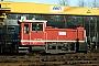 """Gmeinder 5507 - DBG """"333 145-1P"""" 14.01.1996 - Duisburg-Wedau, Deutsche Bahn GleisbauAndreas Kabelitz"""