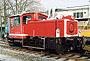 """Gmeinder 5507 - DBG """"333 145-1"""" 19.01.2001 - Hattingen, WLHStephan Münnich"""