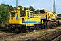 """Gmeinder 5507 - DBG """"333 145-1"""" 09.07.2003 - Duisburg-Wedau, Deutsche Bahn GleisbauBernd Piplack"""
