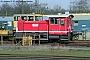 """Gmeinder 5507 - DBG """"333 145-1P"""" 27.03.1994 - Duisburg-Wedau, Deutsche Bahn GleisbauNorbert Schmitz"""