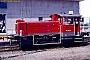 """Gmeinder 5508 - DB Cargo """"333 144-4"""" 17.08.2002 - Freiburg, HauptbahnhofKlaus J. Ratzinger"""