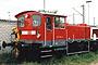 "Gmeinder 5510 - DB AG ""333 647-6"" 14.06.2002 - Mannheim, BetriebshofAndreas Kabelitz"