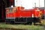 """Gmeinder 5510 - Railion """"333 647-6"""" 25.07.2006 - Mannheim, BetriebshofErik Rauner"""