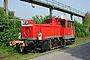 """Gmeinder 5511 - Railion """"333 648-4"""" 02.06.2004 - Duisburg-Wedau, AusbesserungswerkBernd Piplack"""