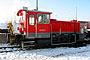 """Gmeinder 5511 - DB Cargo """"333 648-4"""" 12.01.2003 - Mannheim, BahnbetriebswerkWolfgang Mauser"""