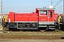 """Gmeinder 5511 - DB Cargo """"333 648-4"""" 16.02.2003 - Mannheim, BahnbetriebswerkWolfgang Mauser"""