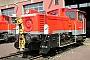 """Gmeinder 5511 - DB Cargo """"333 648-4"""" 24.06.2003 - Oberhausen, Bahnbetriebswerk Osterfeld-SüdBernd Piplack"""