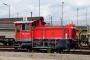 """Gmeinder 5521 - Railion """"335 234-1"""" 21.05.2006 - Maschen, RangierbahnhofBernd Piplack"""