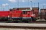 """Gmeinder 5521 - DB Schenker """"335 234-1"""" 29.07.2009 - Maschen, RangierbahnhofJulius Kaiser"""
