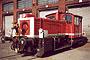 """Gmeinder 5523 - DB """"335 236-6"""" 08.04.2000 - Gremberg, BahnbetriebswerkAndreas Böttger"""