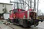 """Gmeinder 5523 - DB """"335 236-6"""" 21.12.2001 - Gremberg, BahnbetriebswerkClemens Schumacher"""