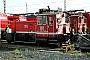 """Gmeinder 5523 - Railion """"98 80 3335 236-6 D-DB"""" 16.08.2009 - Köln, Kombiwerk GrembergMarkus Rüther"""