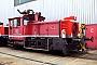 """Gmeinder 5523 - Railion """"98 80 3335 236-6 D-DB"""" 30.10.2010 - Köln, Kombiwerk GrembergJörg van Essen"""