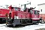 """Gmeinder 5523 - Railion """"98 80 3335 236-6 D-DB"""" 24.01.2013 - Köln, Kombiwerk GrembergJörg van Essen"""