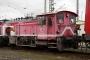 """Gmeinder 5525 - Railion""""335 238-2"""" 09.09.2007 - Seelze, BahnbetriebswerkBernd Piplack"""