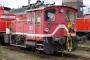"""Gmeinder 5525 - DB Cargo """"335 238-2"""" 04.10.2002 - Seelze, BahnbetriebswerkNorbert Schmitz"""