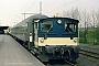 """Gmeinder 5525 - DB """"333 238-4"""" 25.04.1976 - Braunschweig, HauptbahnhofStefan Motz"""