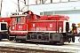 """Gmeinder 5526 - DB Cargo """"335 239-0"""" 24.03.2002 - Köln-Gremberg, BahnbetriebswerkAndreas Kabelitz"""