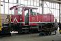 """Gmeinder 5528 - RHM """"Lok 05-2004"""" 01.06.2004 - Mülheim (Ruhr), Werkstatt der MVGBernd Piplack"""