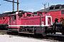 """Gmeinder 5530 - Railion """"335 243-2"""" 07.09.2003 - Magdeburg-Rothensee, BahnbetriebswerkMario D."""