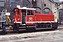 """Gmeinder 5531 - DB AG """"335 244-0"""" 29.06.1996 - Chemnitz, AusbesserungswerkSven Hoyer"""