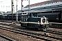 """Gmeinder 5531 - DB """"333 244-2"""" 28.05.1982 - Bremen HauptbahnhofNorbert Lippek"""