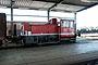 """Gmeinder 5533 - Railion """"335 246-5"""" 18.10.2003 - Magdeburg-Rothensee, Bahnbetriebswerk Thomas Linberg"""