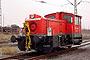 """Gmeinder 5535 - Railion """"335 248-1"""" 27.01.2004 - SeelzeTorsten Schulz"""