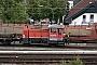 """Gmeinder 5535 - DB Cargo """"335 248-1"""" 16.09.2019 - Osnabrück, Wagenreparatur am VorbahnhofMartin Welzel"""