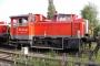 "Gmeinder 5536 - DB Cargo ""335 249-9"" 19.06.2003 - Magdeburg-Rothensee, BahnbetriebswerkNorbert Schmitz"