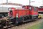 """Gmeinder 5536 - Railion """"335 249-9"""" 11.09.2014 - Cottbus, DB FahrzeuginstandhaltungGunnar Hölzig"""