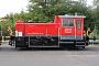 """Gmeinder 5536 - DB Cargo """"335 249-9"""" 17.09.2016 - Cottbus, DB FahrzeuginstandhaltungThomas Wohlfarth"""
