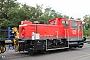 """Gmeinder 5536 - DB Cargo """"335 249-9"""" 17.09.2016 - Cottbus, DB FahrzeuginstandhaltungMartin Neumann"""