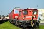 """Gmeinder 5536 - Railion """"335 249-9"""" 07.09.2014 - Cottbus, DB FahrzeuginstandhaltungSebastian Meinke"""