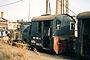 """Henschel 22220 - DB AG """"310 190-4"""" 09.03.1996 - Güsten, BahnbetriebswerkDaniel Kirschstein (Archiv Tom Radics)"""