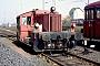 """Jung 13134 - DB """"323 694-0"""" 10.10.1986 - Gießen, BahnbetriebswerkFrank Glaubitz"""