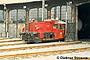 "Jung 13144 - DB ""323 704-7"" 19.06.1987 - Würzburg, BahnbetriebswerkDietmar Stresow"