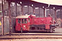 "Jung 13149 - DB ""323 781-5"" 23.03.1984 - Würzburg, BahnbetriebswerkChristoph Weleda"