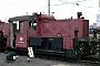 """Jung 13163 - DB """"323 795-5"""" 15.07.1985 - Frankfurt, Bahnbetriebswerk 2Andreas Gunke"""