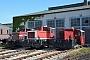 "Jung 13164 - BEM ""323 796-3"" 13.09.2015 - Nördlingen, Bayerisches EisenbahnmuseumHarald S"