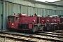 "Jung 13166 - DB AG ""323 798-9"" 29.04.1995 - Darmstadt, BetriebshofBart Donker"