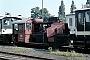 "Jung 13177 - DB ""323 809-4"" 08.07.1981 - Bremen, AusbesserungswerkNorbert Lippek"