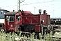 "Jung 13184 - DB ""323 816-9"" 21.08.1986 - Mannheim, Bahnbetriebswerk RbfAndreas Gunke"