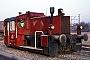 """Jung 13184 - DB AG """"323 816-9"""" 02.01.1996 - Mannheim, RangierbahnhofWerner Brutzer"""