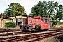 """Jung 13188 - BE """"D 17"""" 31.08.2003 - Neuenhaus, BahnhofAndreas Kabelitz"""