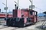 "Jung 13198 - DB ""323 830-0"" vor 08.1985 - Heidelberg, BahnbetriebswerkBenedikt Dohmen"