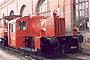 "Jung 13200 - DB ""323 832-6"" 06.10.1985 - Mannheim, BahnbetriebswerkAndreas Böttger"