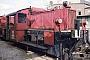 "Jung 13204 - DB ""323 836-7"" 02.04.1985 - Freiburg, BahnbetriebswerkBenedikt Dohmen"