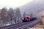 "Jung 13210 - DB ""323 842-5"" 20.11.1984 - Lahntal, Langenauer TunnelDietmar Stresow"
