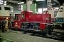 "Jung 13212 - DB ""323 844-1"" 13.06.1985 - Frankfurt (Main), Bahnbetriebswerk Frankfurt 1Norbert Schmitz"